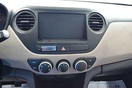 màn hình DVD hyundai grand i10 sedan